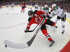 January 9, 2014: Dallas Stars at New Jersey Devils