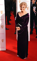 Angela Rippon attends The House of Fraser British Academy Television Awards at The Theatre Royal, Dury Lane, London on Sunday 10 May 2015