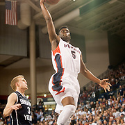 National Gonzaga Day Men's Basketball Game vs BYU on January 25th, 2014.