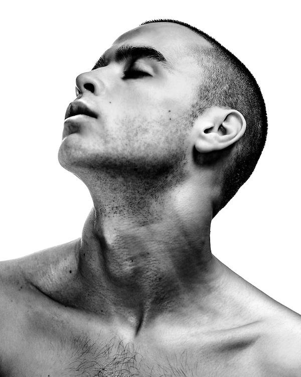 Thomas Barbarisi, dancer. Cie Sun of Shade.