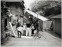 Shooting in the Alley, Buck and Buck Catalog, Seattle, WA.