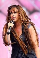 Alanis Morissette / V Festival 2008, Hylands Park, Chelmsford, Essex, Britain - August 2008.