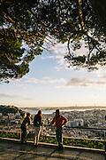 View from Miradouro da Senhora do Monte
