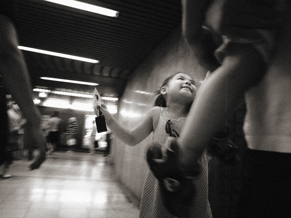 Italy, Lombardy, Milano, Milan, Street Photography, Metro, Tube, Underground