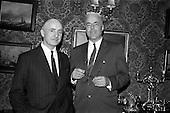 1964 - Mr Toddie O'Sullivan and Mr J. Brooks Feno