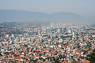Sarajevo Bosnia.<br /> July 11th will mark 20 years of anniversary of the genocide