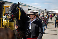 The 2013 Midwest Horse Fair at the Alliant Energy Center in Madison, Wisconsin was photographed 04-20-2013-Photo Steve Apps
