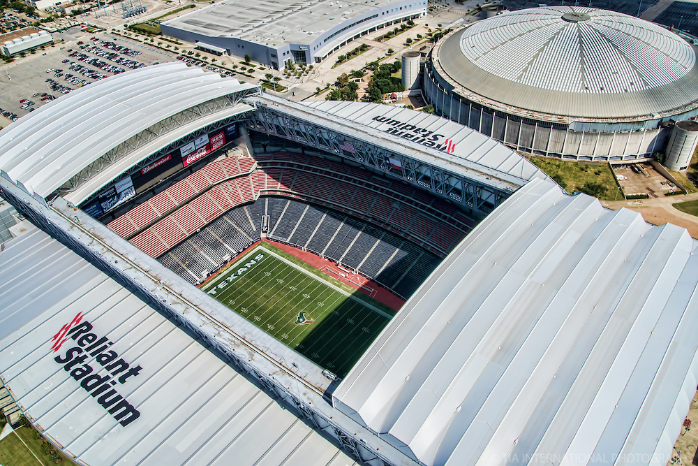 NRG Stadium (Reliant Stadium) & Astrodome