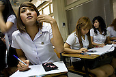 THAILAND'S LADYBOY UNIVERSITY STUDENTS - THAILAND
