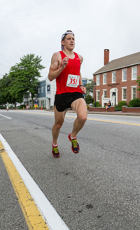 LL Bean Fourth of July 10K road race: Andrew Combs