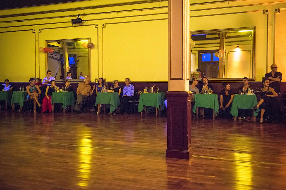 Festival tango queer, La Marshall, 2014