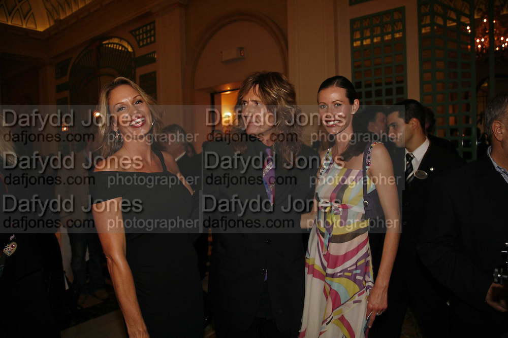 Lindy Coverdale, David Coverdale with his daughter Jessica ...