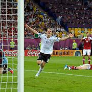 Euro 2012 - Germany v Denmark