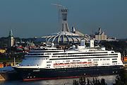 Cruise Ship, Montreal, Quebec, Canada