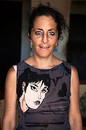 Woman in Bocas, Holguin, Cuba.