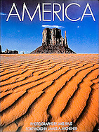 America book by Jake Raks Introduction by James A. Michener