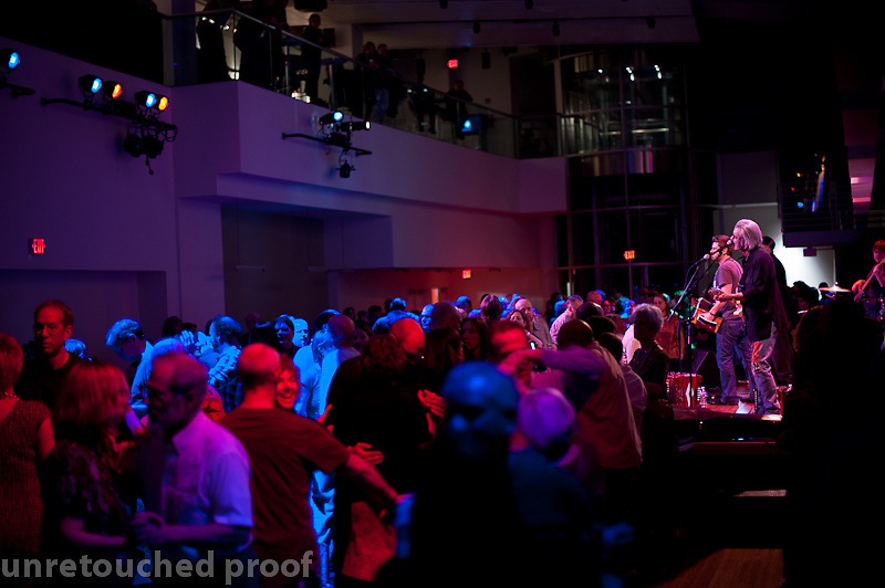 March 2, 2011, Rosslyn, VA - Steve Riley and the Mamou Playboys play Artisphere