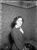 1955 Crossword Prizewinner Miss Dobson