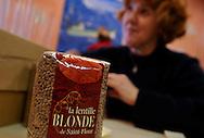 03/12/08 - SAINT FLOUR - CANTAL - FRANCE - Lentilles blondes de la Planeze - Photo Jerome CHABANNE