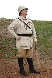 South African Boer officer