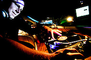 DJ in Cocoon Club