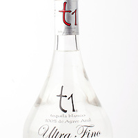 t1 Tequila Uno Ulta Fino blanco -- Image originally appeared in the Tequila Matchmaker: http://tequilamatchmaker.com