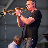 Jeremy Davenport, New Orleans Jazz & Heritage Foundations 2013