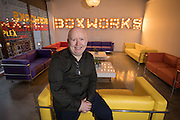 26-1-17<br /> Jim &quot;Flash&quot; Gordan pictured at Boxworks in Waterford.<br /> Picture Dylan Vaughan.