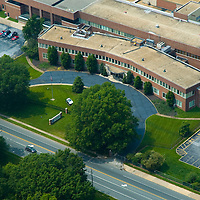Aerial photographs of the General Motors Boxwood Plant in Newport Delaware