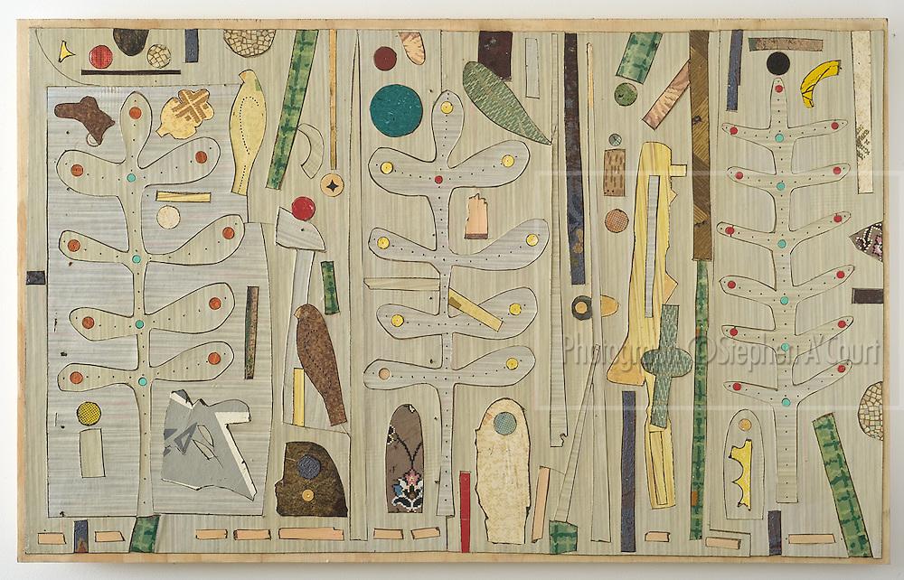 The work of Bowen Galleries' represented artist Simon Ogden.