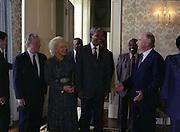 02/07/1990<br /> 07/02/1990<br /> 02 July 1990<br /> Nelson Mandela visits Ireland. At Aras an Uachtarain.