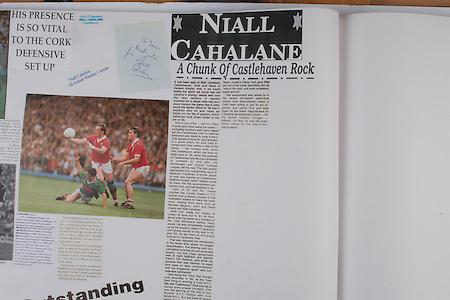 Niall Cahalane, football, Castlehaven, Cork,