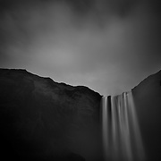 Skogafoss is a very popular destination when travelling the South of Iceland. It is located on the Skogar river. 60 meters wide and 25 high, it is one of the greatest and most beautiful of all waterfalls in Iceland. very easy to see from the main road.