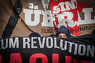 Berlin - May Day Demonstrations