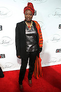 """December 6, 2012- New York, NY: Recording Artist Angelique Kidjo (Honoree) attends the ' Keep A Child Alive Black Ball """" Redux """" 2012 ' held at the Apollo Theater on December 6, 2012 in Harlem, New York City. The Benefit pays homage to Oprah Winfrey, Angelique Kidjo for their philanthropic contributions in Africa and worldwide and celebrates the power of woman and the promise of an AIDS-free Africa. (Terrence Jennings)"""