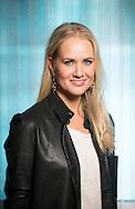 OSLO, 20131031: TV2 presenterte og arrangerte pressem&oslash;te med programledere og kommentatorertil OL-sendingene hos Senkveld. Julie Str&oslash;msv&aring;g. <br /> FOTO;  TOM HANSEN