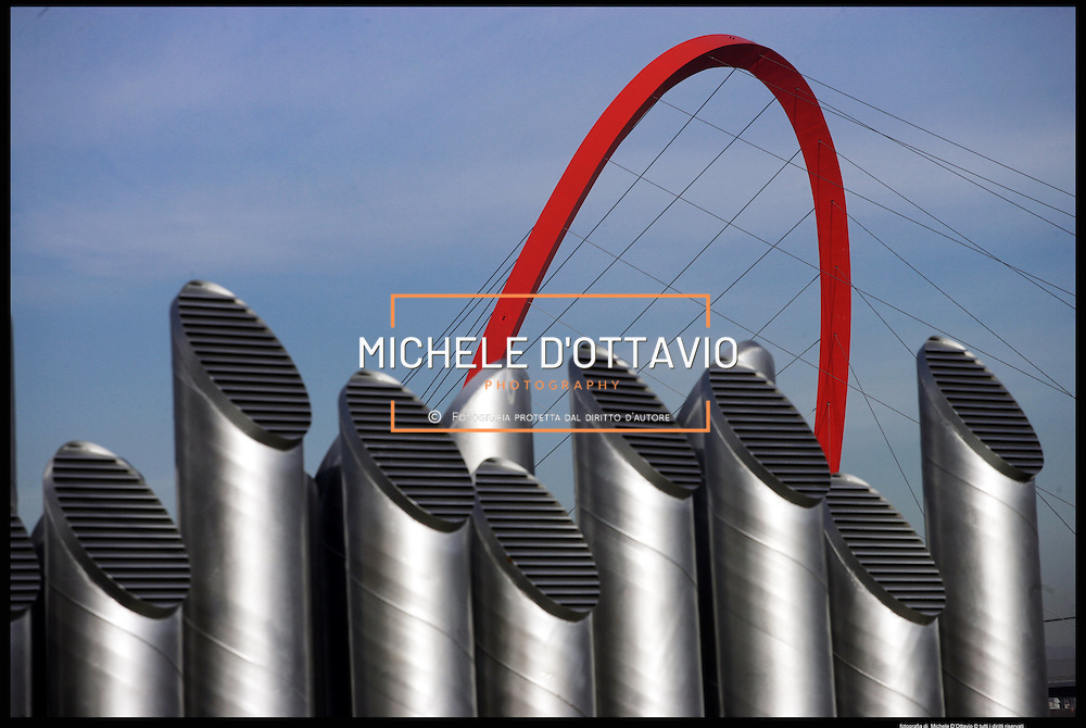 Arco olimpico Lingotto