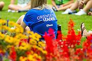 Orientation weekend. (Photo by Ryan Sullivan)