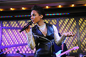 2/6/2013 - Alicia Keys at The Red Rooster