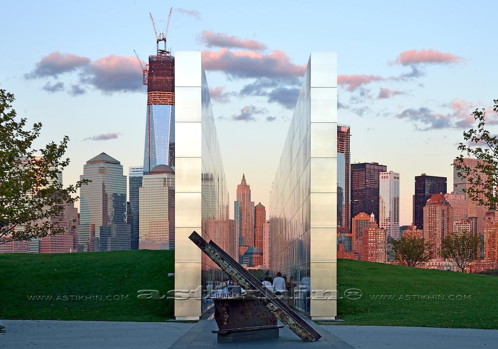 """9/11 Memorial, """"Empty Sky"""""""