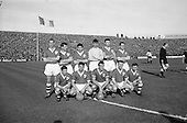 1963 - Ireland v Austria, European Championship match at Dalymount Park