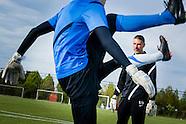 Coaches thibaut Courtois Genk