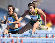22 July - Day 4 IAAF U20 Champs Morning session