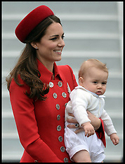 APR 07 2014 The Royal Tour-Day One