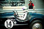 Holly Mason Franchitti, frazer Nash Competition 1949 Grand Prix de Monaco Historic