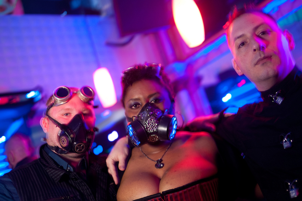 The 2013 DC Fetish Ball at Ultrabar, sponsored by Metro Underground.
