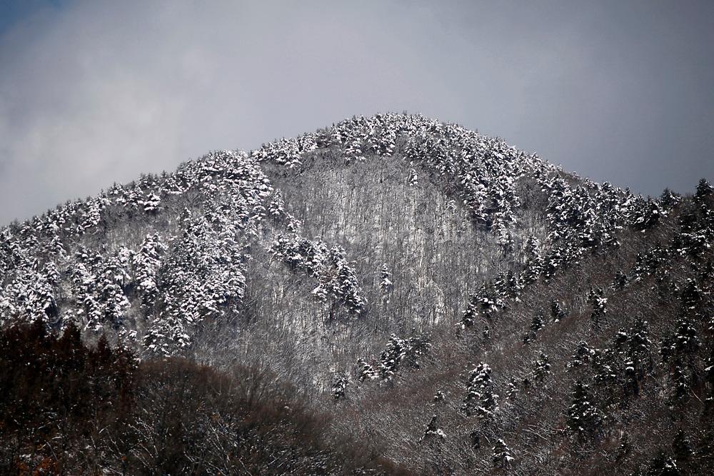 Japanese Alpes / Les Alpes japonaises