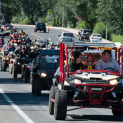 2010 AZ ATV Outlaw Jamboree - Parade