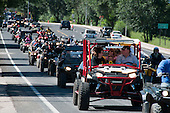 2010 AZ ATV Outlaw Jamboree - Parade