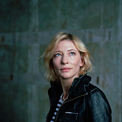 Australian Actress and Artistic director of the Sydney Theatre Company,  Cate Blanchett. Photographed at the Sydney Theatre and backstage at the Sydney Theatre Company.